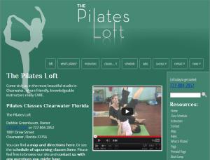Clearwater Pilates Studio